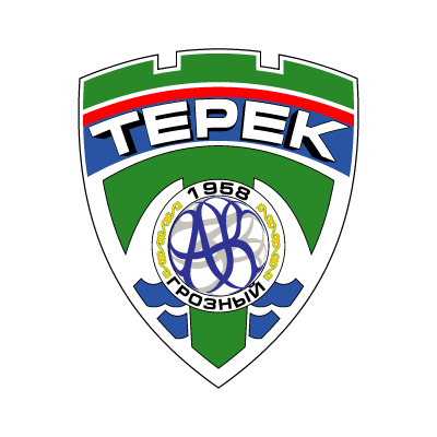 FK Terek Grozny (Old 2002) logo vector