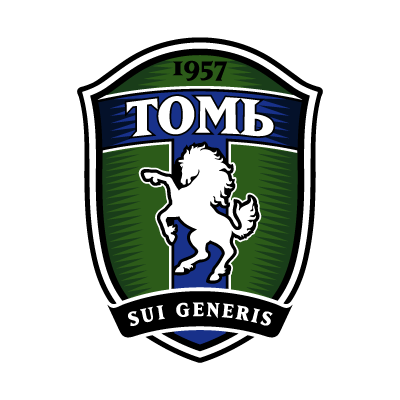 FK Tom' Tomsk logo vector