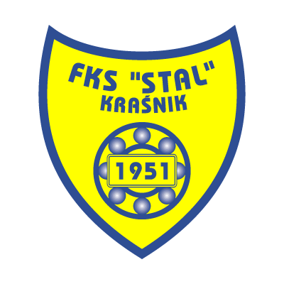 FKS Stal Krasnik (1951) logo vector