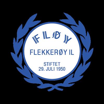 Flekkeroy IL logo vector