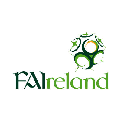Football Association of Ireland (1921) logo vector