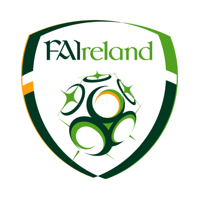 Football Association of Ireland (2008) logo vector