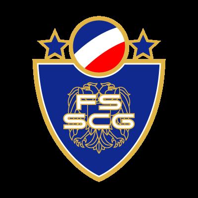 Fudbalski Savez Srbije i Crne Gore logo vector