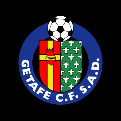 Getafe C. de F. logo vector