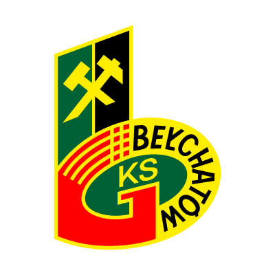 GKS Belchatow (KS) logo vector