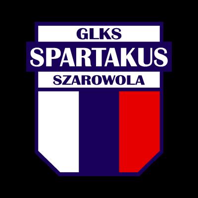 GLKS Spartakus Szarowola logo vector