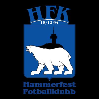 Hammerfest FK logo vector