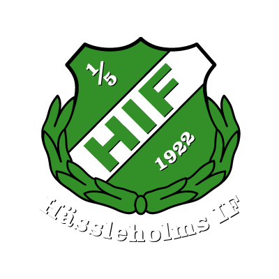 Hassleholms IF (2009) logo vector