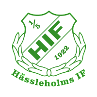 Hassleholms IF vector logo