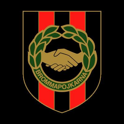 IF Brommapojkarna logo vector