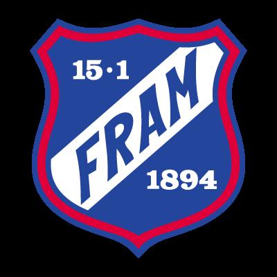 IF Fram Larvik logo vector