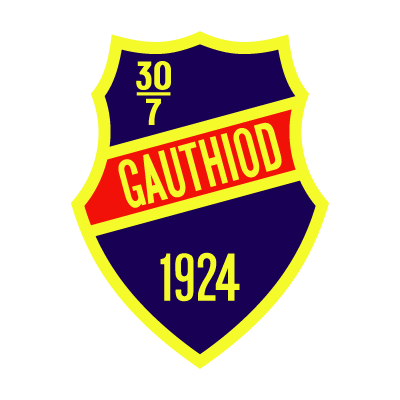 IK Gauthiod logo vector