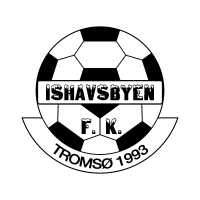 Ishavsbyen FK vector logo