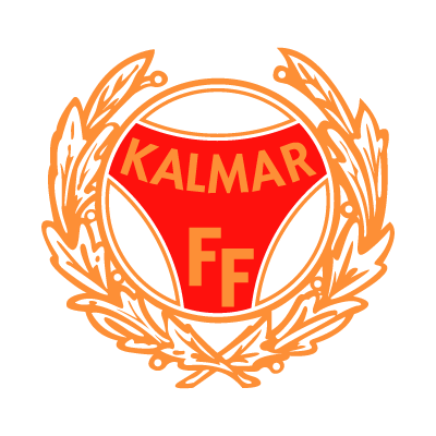 Kalmar Fotbollforening vector logo