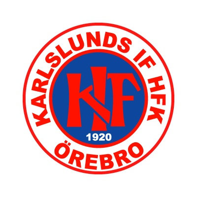 Karlslunds IF HFK logo vector