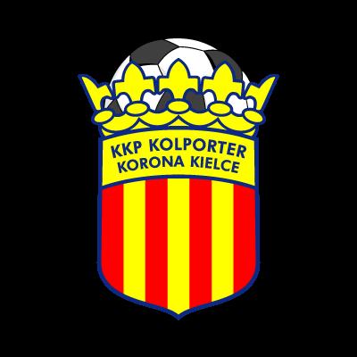 KKP Korona Kielce (2007) logo vector