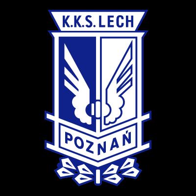 KKS Lech Poznan (2008) logo vector