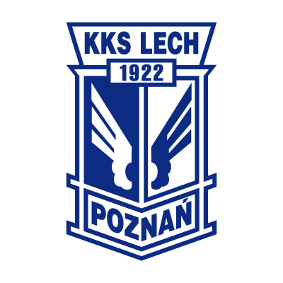 KKS Lech Poznan SA logo vector
