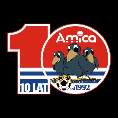 KS Amica Wronki (1992) logo vector