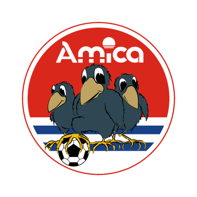 KS Amica Wronki (2007) logo vector
