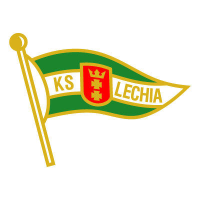 KS Lechia Gdansk (96-98) vector logo (.AI) - LogoEPS.com