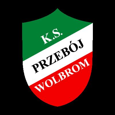KS Przeboj Wolbrom logo vector