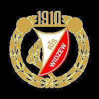 KS Widzew Lodz vector logo