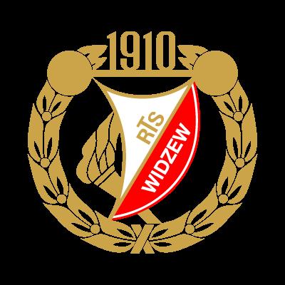 KS Widzew Lodz logo vector