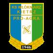 KS Wlokniarz Pro-Agra Kietrz (1946) logo vector