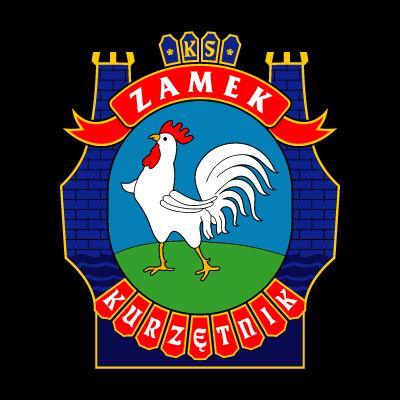 KS Zamek Kurzetnik logo vector