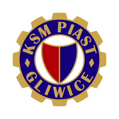 KSM Piast Gliwice logo vector