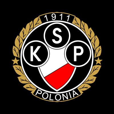 KSP Polonia Warszawa logo vector