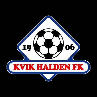 Kvik Halden FK logo vector