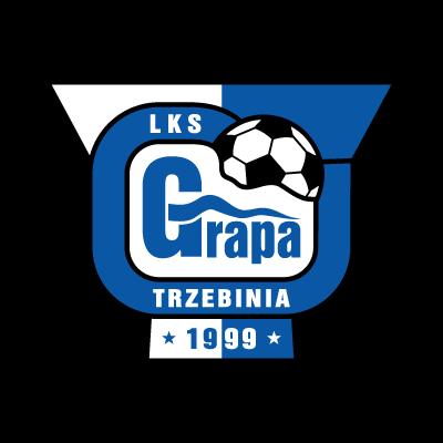 LKS Grapa Trzebinia logo vector