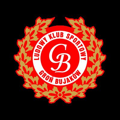 LKS Gron Bujakow logo vector