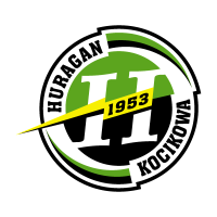 LKS Huragan Kocikowa vector logo