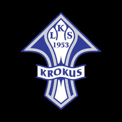 LKS Krokus Przyszowa logo vector