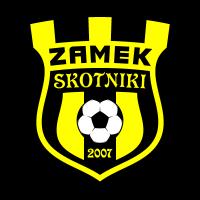 LKS Zamek Skotniki vector logo