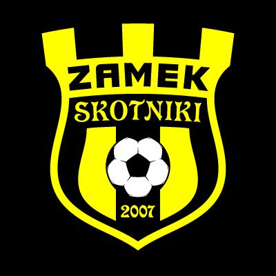 LKS Zamek Skotniki logo vector
