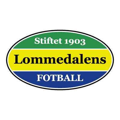 Lommedalen IL logo vector