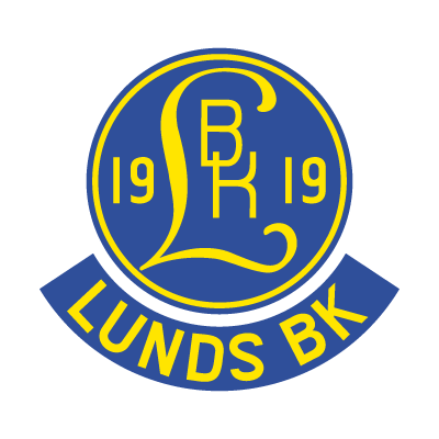 Lunds BK logo vector