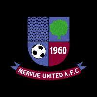 Mervue United AFC vector logo
