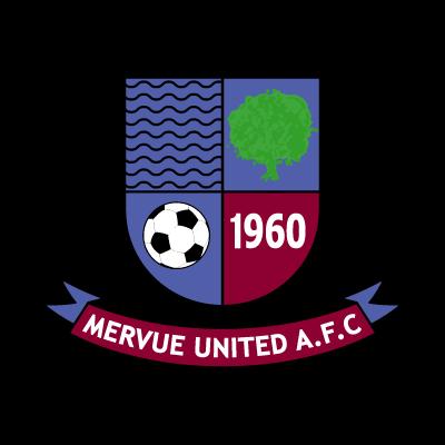 Mervue United AFC logo vector