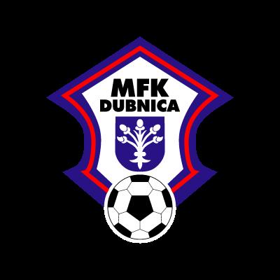 MFK Dubnica logo vector