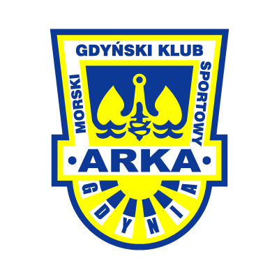 MGKS Arka Gdynia SSA logo vector
