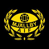 Mjallby AIF vector logo