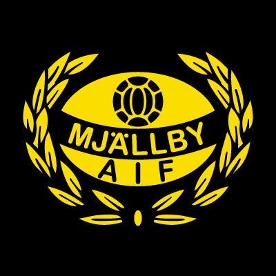 Mjallby AIF logo vector