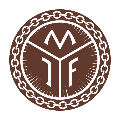 Mjondalen IF logo vector
