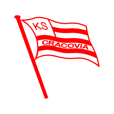 MKS Cracovia SSA (2008) logo vector