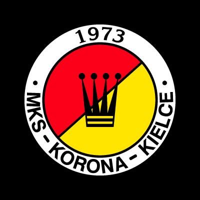 MKS Korona Kielce logo vector